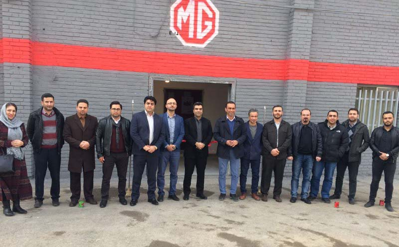 افتتاحیه عاملیت رنجی (2605) در استان البرز