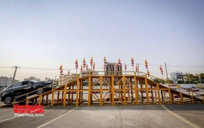 برگزاری تست درایو اصفهان