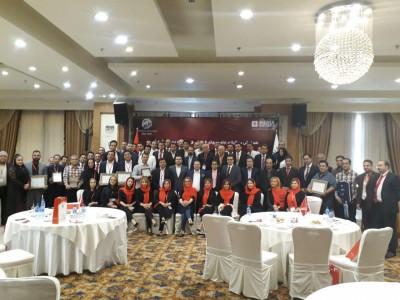 همایش سالیانه نمایندگیهای فروش و خدمات پس از فروش مدیاموتورز